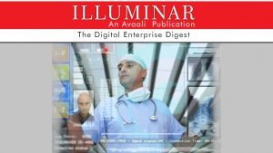 14-New-Technologies-In-Healthcare-Iluminar-March-2015